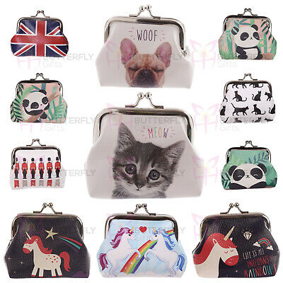 £4.99 • Buy Childrens Kids Ladies Small Coin Cards Purse Tic Tac Purse Metal Clasp Purse New