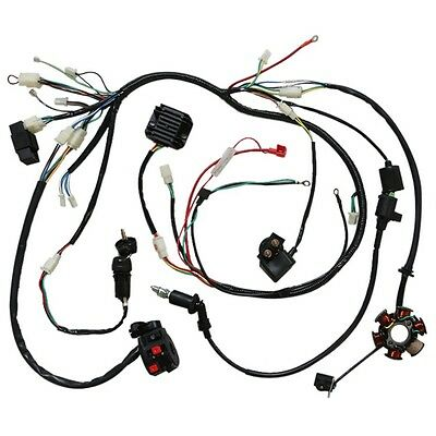 Scooter Wiring Harness