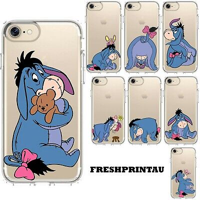 AU15.50 • Buy Silicone Case Cover Disney Classic Winnie The Pooh Eeyore Cute Donkey Colorful A