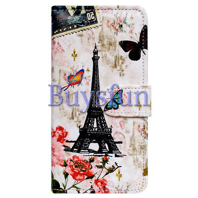 $ CDN10.60 • Buy Covdo Paris Tower Butterfly Wallet Leather Cover Case For Samsung Galaxy Note 8