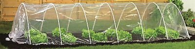 £16.99 • Buy Greenhouse Garden Polytunnel Grow Tunnel Vegetable Allotment 1.2m X 5m X 0.6m