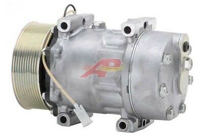 AU233.89 • Buy Aftermarket Compressor For Sanden SD7H15, 10 Grooves, 24v With 120mm Clutch