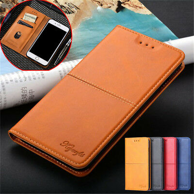 $ CDN7.72 • Buy For Xiaomi Mi 10 Lite 9 Lite 9T Poco F1 Flip Leather Magnetic Wallet Case Cover