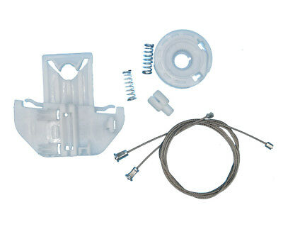$14.99 • Buy Jaguar X-Type Window Regulator Repair Kit Rear Left Driver Side 1999 To 2008