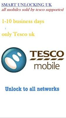 Tesco UK Unlock Code All NOKIA Lumia Microsoft UNLOCK CODE • 18.99£