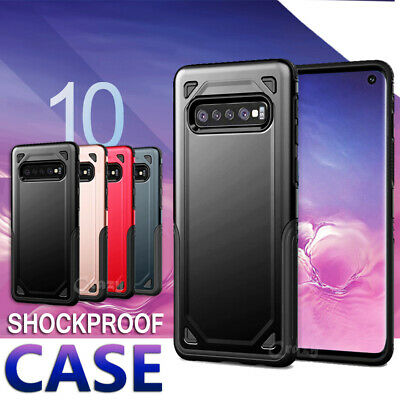 AU5.96 • Buy For Samsung Galaxy S10e S8 S9 S10 Plus Note 8 9 Shockproof Heavy Duty Case Cover