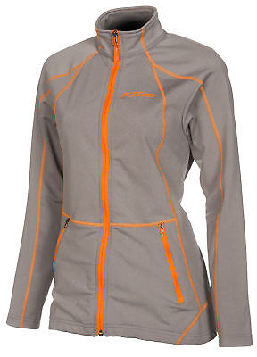 $ CDN126.06 • Buy Klim Womens Grey Sundance Mid Layer Snowmobile Jacket Snow Snowcross