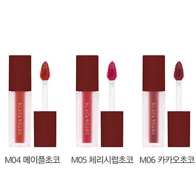 AU35.99 • Buy BLACKROUGE Air Fit Velvet Minitint Chocolip 3 Set Lip Tint