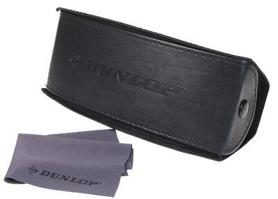 Dunlop Designer Sunglasses  Case With Cleaning Cloth New  • 7.99£