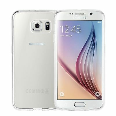 £1.50 • Buy Clear Case Cover For Samsung Galaxy Ace 4, Ace NXT Transparent Gel Back Tpu