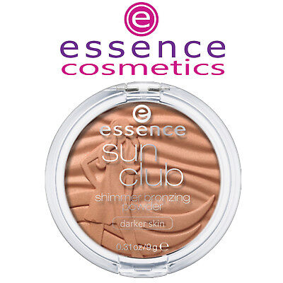 Essence Shimmering Bronzing Powder 20 Suntanned For Darker Skin 9g NEW • 5.02£