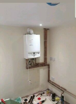 Combi Boiler Fitted From £350 Cheap Combi Swap Vaillant Ideal Worcester London • 278£