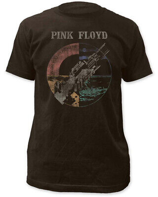 Official licensed-Pink Floyd-Wish You Were Here pintura t-shirt wywh