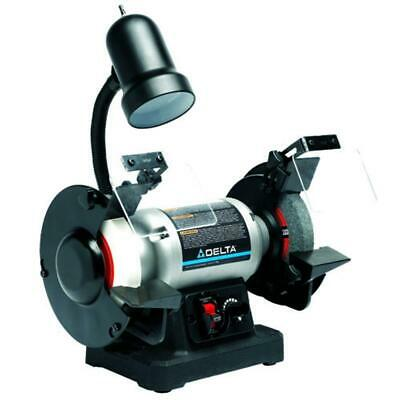 £108.20 • Buy Delta 6 In. Bench Grinder Variable Speed Sharpening Grinding Buffing Power Tool