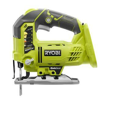 Ryobi 18-Volt Cordless Orbital Jig Saw Portable Wood Cutting Power Tool Only • 62.63£