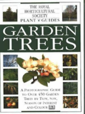 £3.09 • Buy Garden Trees Paperback The Royal Horticultural Society