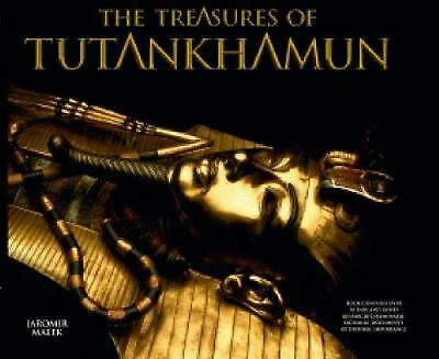 The Treasures Of Tutankhamun By Mlek, Jarom-R • 12.16£