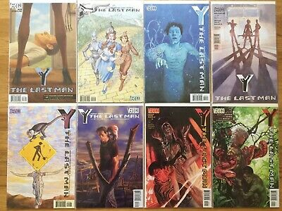 AU102 • Buy Y The Last Man Issues 18 To 25