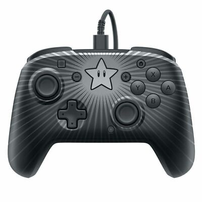 $17.99 • Buy PDP Nintendo Switch Faceoff Wired Pro Controller Super Mario Star (500-056)™