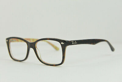 a9a52db380 Ray-Ban RB 5228 5057 55-17 140 Eyeglasses Glasses Frame Tortoise Brown NO
