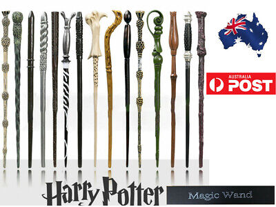 AU9.88 • Buy Xmas Gift Harry Potter Ginny Hermione Dumbledore Wizard Magic Wand Cosplay Party