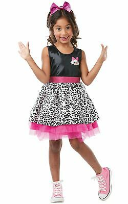 Official LOL Surprise Diva Doll Costume Girls L.O.L. Fancy Dress Outfit • 17.98£
