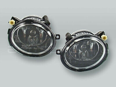 $104.90 • Buy DEPO M3 Fog Driving Lights Assy With Bulbs PAIR Fits 2001-2006 BMW 3-Series E46