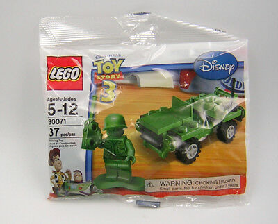 Toy Story Lego 30071 Army Jeep Polybag • 19.38£