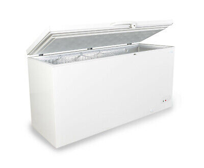 Capital Midas 550 Large Chest Freezer | Domestic Or Commercial Chest Freezer • 449.98£