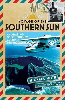 AU49 • Buy Voyage Of The Southern Sun (signed Hardback Book)