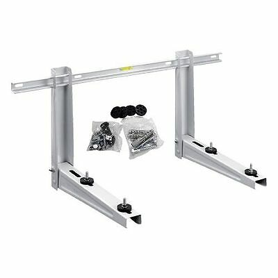 £29.90 • Buy AirConditioning Qualitair Bracket Kit 120kg Outdoor Units Type 2 Rail & Fixings