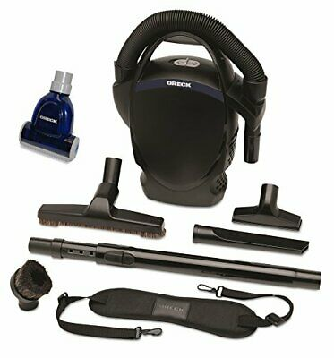 Oreck Handheld Bagged Canister Vacuum Bundle Pet Hair Turbo Brush CC1600-TB • 139$