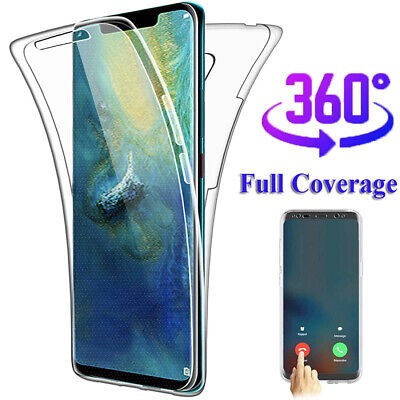 $ CDN2.41 • Buy 360° Full Protective Silicone Case Cover For Samsung Galaxy S10 Plus/S10e/S8 S9+