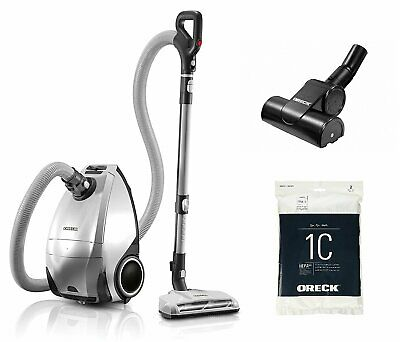 ORECK Venture Pet Multi Floor Bagged Canister Vacuum Cleaner Carpet Hard Floor • 369.99$
