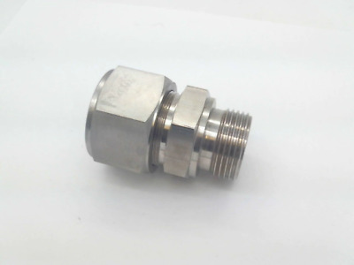 $ CDN169.10 • Buy Swagelok SS-28M0-1-16RP, 28 Mm X 1  Male ISO Parallel Thread Male Connector