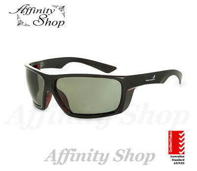 AU46.95 • Buy Mack Monterey Safety Glasses Polarised Work Sunglasses AS/NZS Cert +Free Pouch