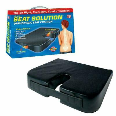£9.99 • Buy Orthopaedic Seat Cushion Wedge Spine Pain Relief Support