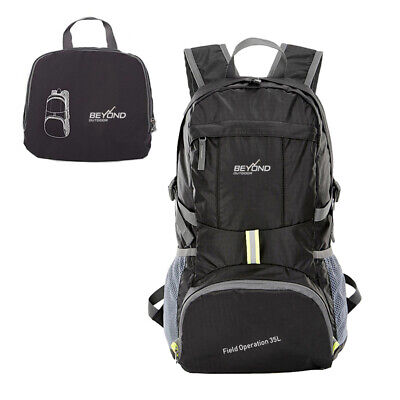AU19.99 • Buy 35L Light Foldable Waterproof Outdoor Sports Backpack Camping Hiking Travel Bag