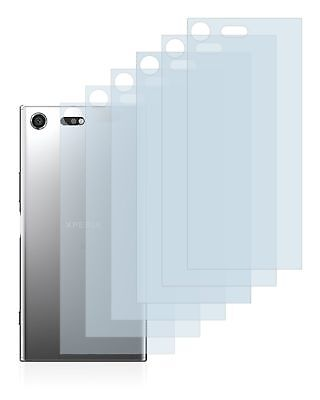 AU29.99 • Buy Sony Xperia XZ Premium (Back),  6 X Transparent ULTRA Clear Screen Protector