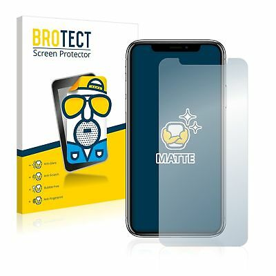 AU29.99 • Buy Apple IPhone X,  2x  BROTECT® Matte Screen Protector, Anti-glare, Anti-scratch
