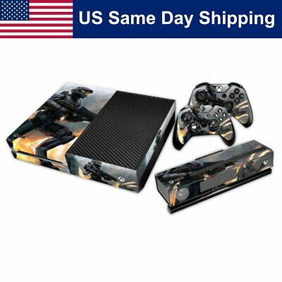 $9.86 • Buy Custom Protect Skin Sticker For Xbox One Console & Controller Decals Sticker