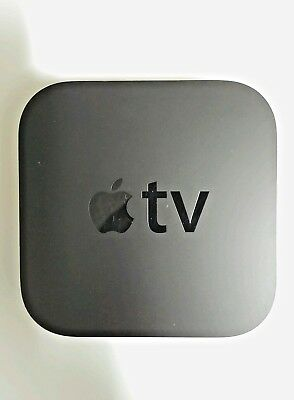 AU93.98 • Buy Apple TV MC572LL/A  A1378 (2nd Generation) - Black