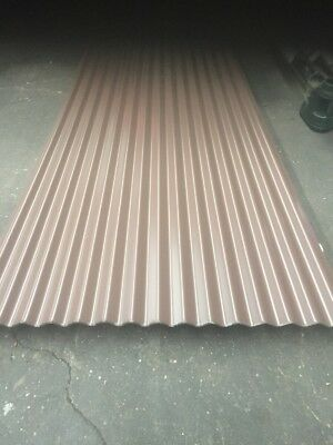 Corrugated Roofing Sheets, Agricultural Buildings, Farm Machinery, Sheds, Tin • 1.75£