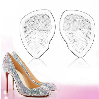 £2.50 • Buy Invisible Silicon Gel Heel Shoe Cushion Pad Insert Insole Sole Shoes Foot Feet