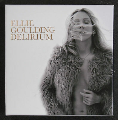 Ellie Goulding * Delirium * Uk Signed Limited Deluxe Box * On My Mind * Army • 95£