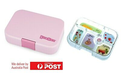 AU44.99 • Buy Best Quality Leakproof Lunchbox Yumbox Original California Tray Pink  AU Seller