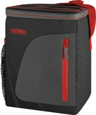 AU20 • Buy THERMOS Radiance 12 Can Soft Cooler Bag Black AUTHENTIC Cold Storage