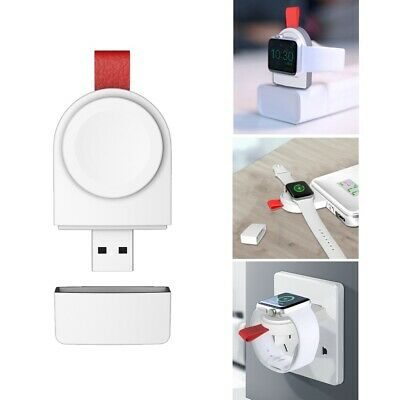 $ CDN10.64 • Buy USB Plug IWatch Magnetic Charger Dock Support FOD For Apple Watch Series 4 3 2 1