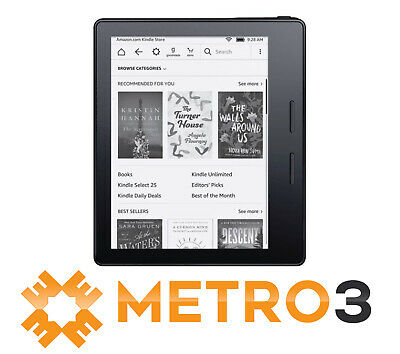 AU209.95 • Buy Kindle Oasis E-reader 8th 300ppi Wifi