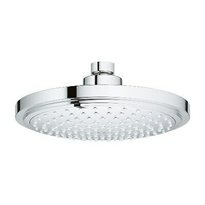 Bathroom Grohe Euphoria Cosmoplitan 180 Shower Head 1 Spray Chrome 27491000 • 69.95£